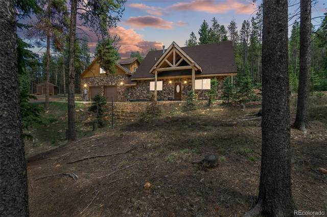 8820 Spring Drive, Conifer, CO 80433 (#8267160) :: The DeGrood Team