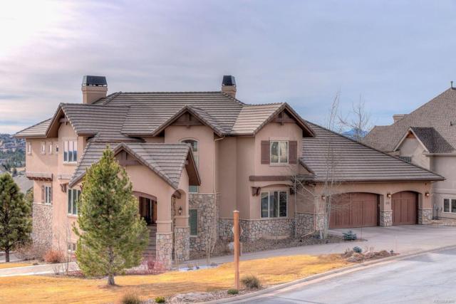1176 Buffalo Ridge Road, Castle Pines, CO 80108 (#8276279) :: HomeSmart Realty Group
