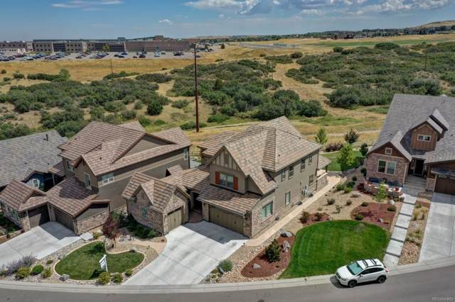 10754 Greycliffe Drive, Highlands Ranch, CO 80126 (#8277180) :: The DeGrood Team
