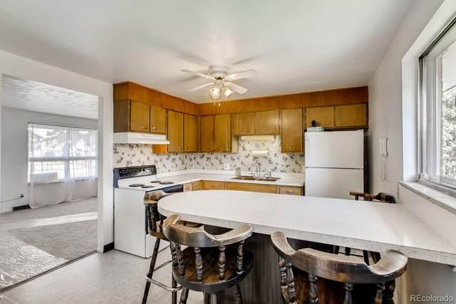 16060 Mt Vernon Road, Golden, CO 80401 (#8363227) :: Bring Home Denver with Keller Williams Downtown Realty LLC