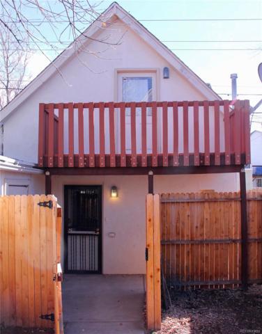 128 N Galapago Street, Denver, CO 80223 (#8368945) :: Bring Home Denver