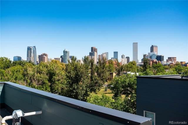 1228 W 11th Avenue #24, Denver, CO 80204 (MLS #8370349) :: 8z Real Estate