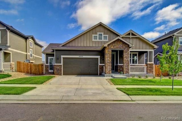 16333 E 100th Way, Commerce City, CO 80022 (#8408020) :: The DeGrood Team