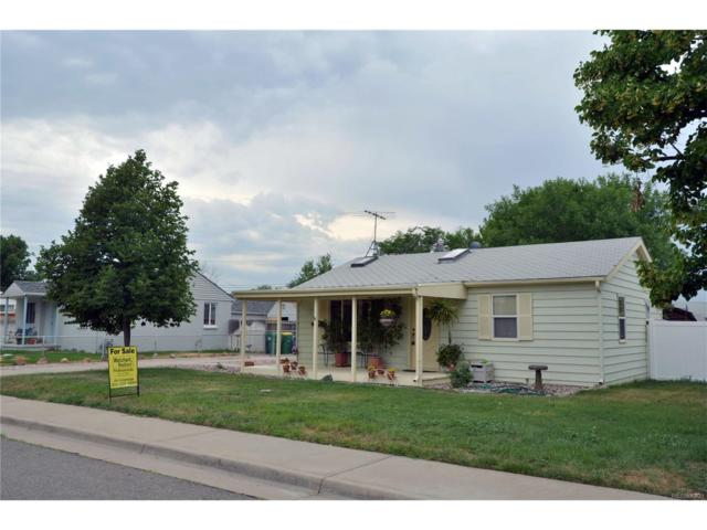 6831 Krameria Street, Commerce City, CO 80022 (MLS #8413367) :: 8z Real Estate