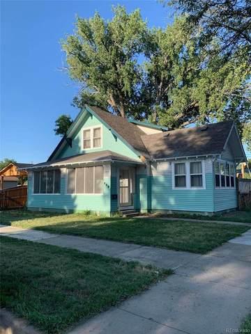 400 Euclid Street, Fort Morgan, CO 80701 (#8422301) :: Colorado Home Finder Realty