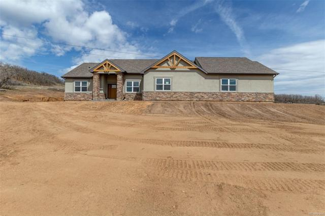 2822 Waterfront Drive, Monument, CO 80132 (#8423586) :: The Heyl Group at Keller Williams