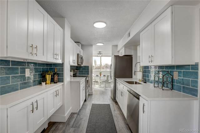 740 Pearl Street #306, Denver, CO 80203 (#8475375) :: Mile High Luxury Real Estate