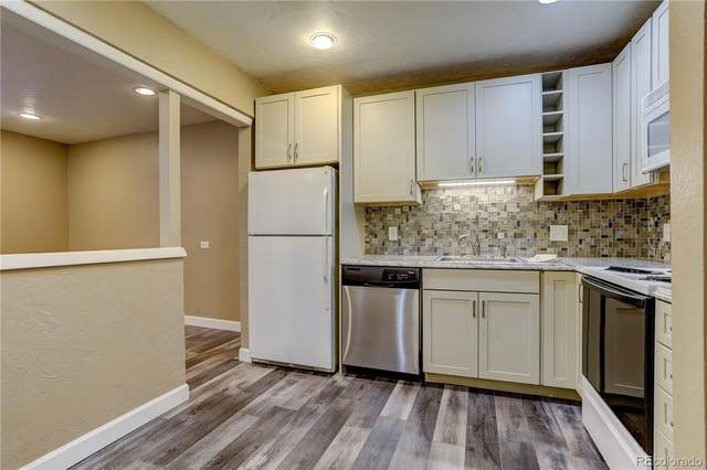 230 S Brentwood Street #101, Lakewood, CO 80226 (#8500079) :: Real Estate Professionals