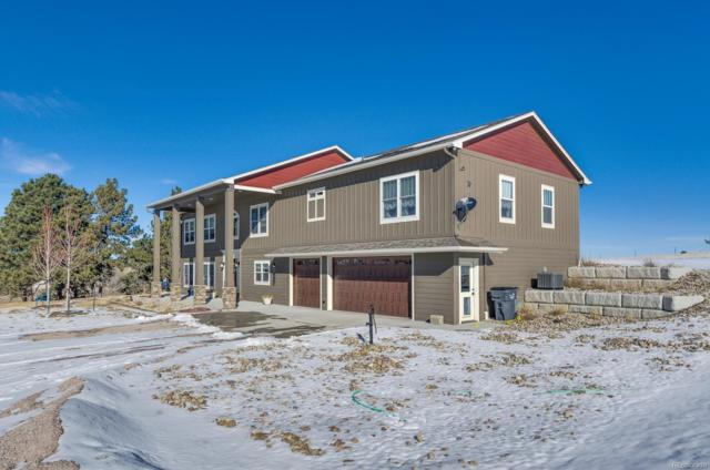 6200 Canyon Trail, Elizabeth, CO 80107 (#8527577) :: 5281 Exclusive Homes Realty