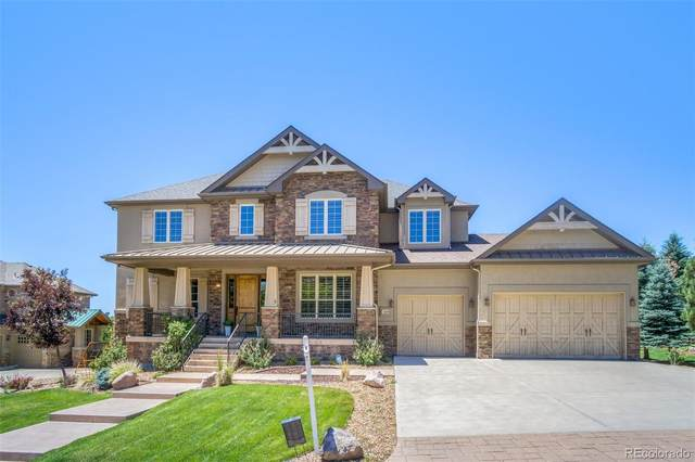 5409 Forest View Road, Parker, CO 80134 (#8529889) :: The Margolis Team
