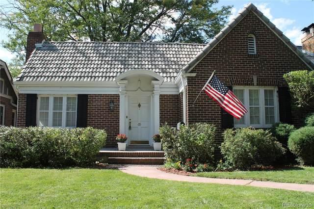 615 Columbine Street, Denver, CO 80206 (#8533861) :: Wisdom Real Estate