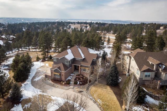 5421 Sage Thrasher Road, Parker, CO 80134 (MLS #8542363) :: 8z Real Estate