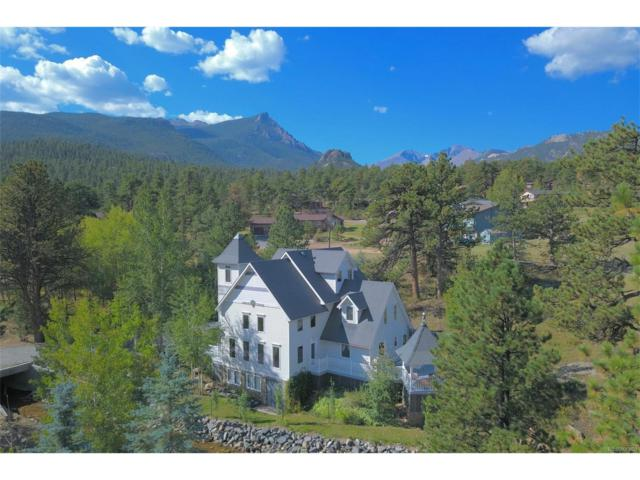 2809 Fish Creek Road, Estes Park, CO 80517 (#8543175) :: The City and Mountains Group