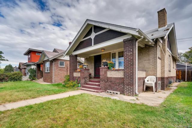 3138 N Josephine Street, Denver, CO 80205 (#8569238) :: Sellstate Realty Pros