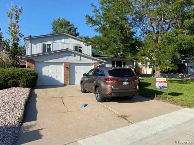 39 Gordon Drive, Castle Rock, CO 80104 (MLS #8574422) :: 8z Real Estate