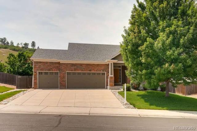1774 Overton Drive, Castle Rock, CO 80109 (#8585845) :: Colorado Home Realty