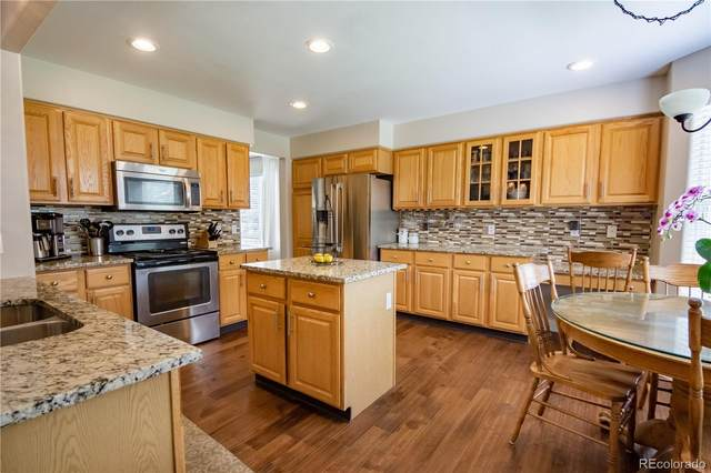 10909 Marcott Drive, Parker, CO 80134 (#8587162) :: The DeGrood Team