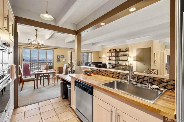 7877 E Mississippi Avenue #1405, Denver, CO 80247 (#8589706) :: Finch & Gable Real Estate Co.