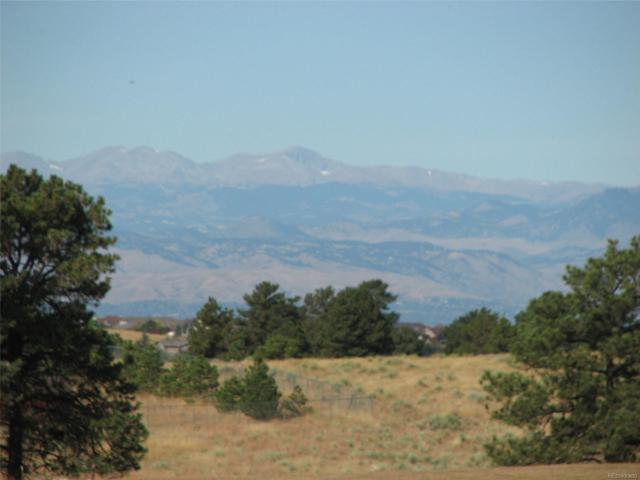 10557 Shadow Pines Road, Parker, CO 80138 (#8592003) :: Compass Colorado Realty