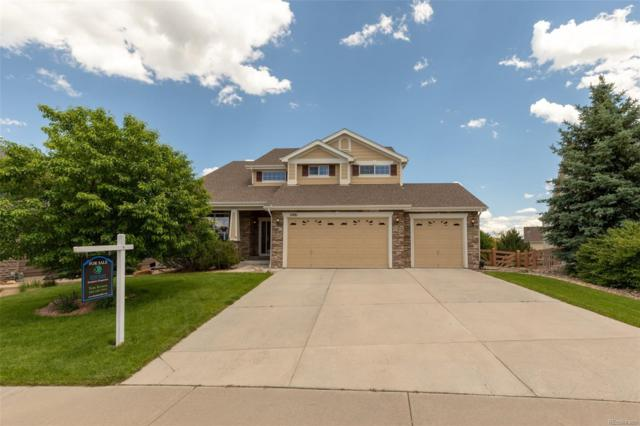 5481 Spur Cross Trail, Parker, CO 80134 (#8595098) :: The HomeSmiths Team - Keller Williams