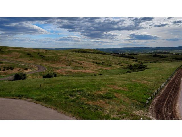 4710 Iron Horse Trail, Sedalia, CO 80135 (#8601028) :: 5281 Exclusive Homes Realty