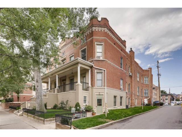 1425 Washington Street #204, Denver, CO 80203 (MLS #8611525) :: 8z Real Estate