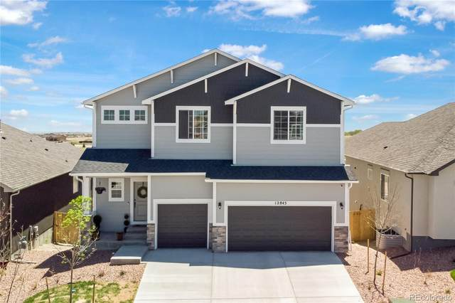 12845 Morning Breeze Way, Peyton, CO 80831 (#8631293) :: The Griffith Home Team