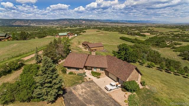 1801 Promontory Drive, Castle Rock, CO 80109 (#8659400) :: Kimberly Austin Properties