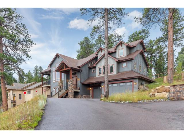 30974 American Parkway, Evergreen, CO 80439 (MLS #8660777) :: 8z Real Estate