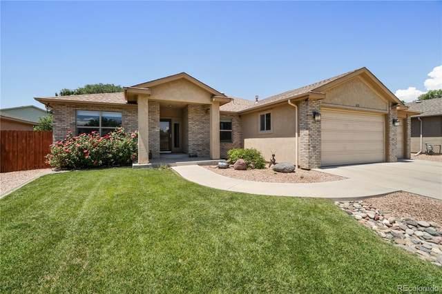 625 Pueblo Court, Grand Junction, CO 81504 (MLS #8663113) :: 8z Real Estate