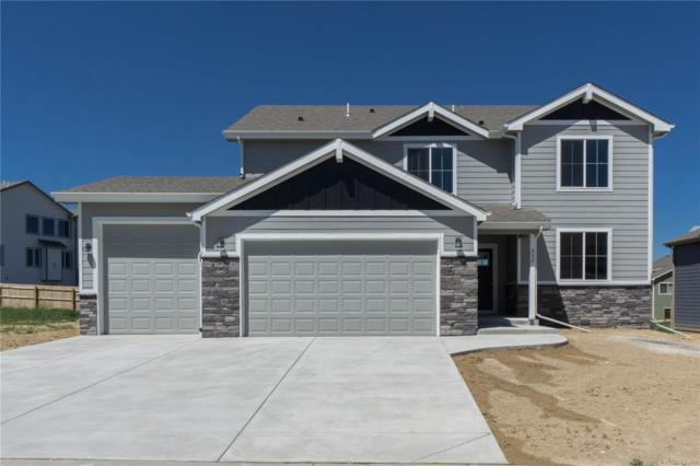 332 Mcgregor Lane, Johnstown, CO 80534 (#8663678) :: The Griffith Home Team