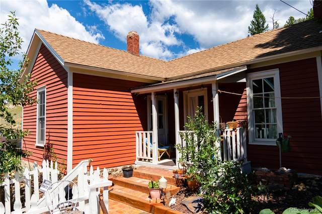 305 Bates Street, Central City, CO 80427 (#8678173) :: Bring Home Denver with Keller Williams Downtown Realty LLC
