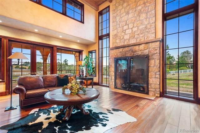 18057 E Hinsdale Avenue, Foxfield, CO 80016 (MLS #8721336) :: 8z Real Estate