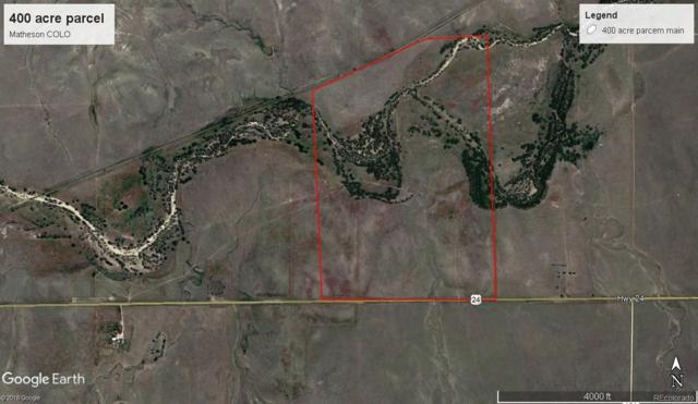 400 Acres Elbert County, Matheson, CO 80830 (#8729280) :: Bring Home Denver with Keller Williams Downtown Realty LLC