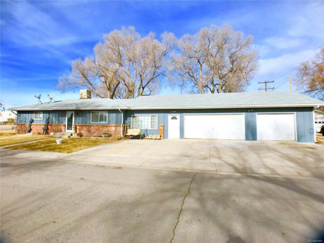 109 Campbell Street, Kersey, CO 80644 (MLS #8736466) :: 8z Real Estate
