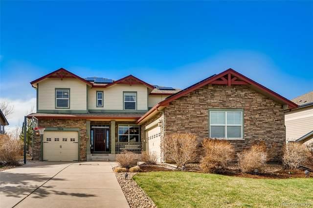 7959 S Blackstone Parkway, Aurora, CO 80016 (#8741271) :: The Peak Properties Group
