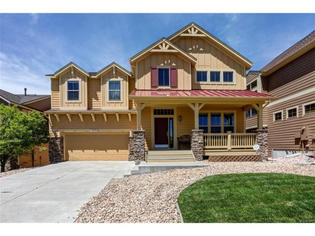 12053 S Tallkid Court, Parker, CO 80138 (MLS #8741642) :: 8z Real Estate