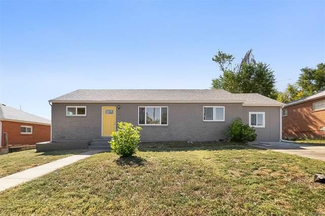 9191 York Street, Thornton, CO 80229 (MLS #8745392) :: 8z Real Estate