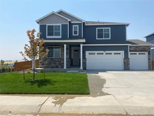 2104 Dexter Street, Mead, CO 80542 (MLS #8746448) :: Kittle Real Estate