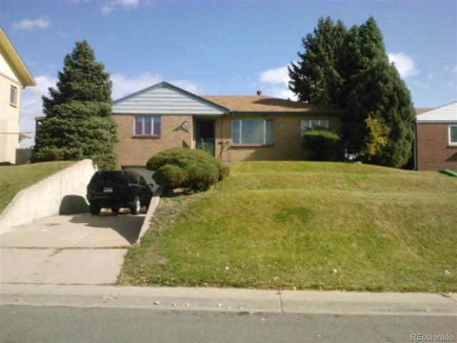 3080 Leyden Street, Denver, CO 80207 (#8747964) :: The DeGrood Team