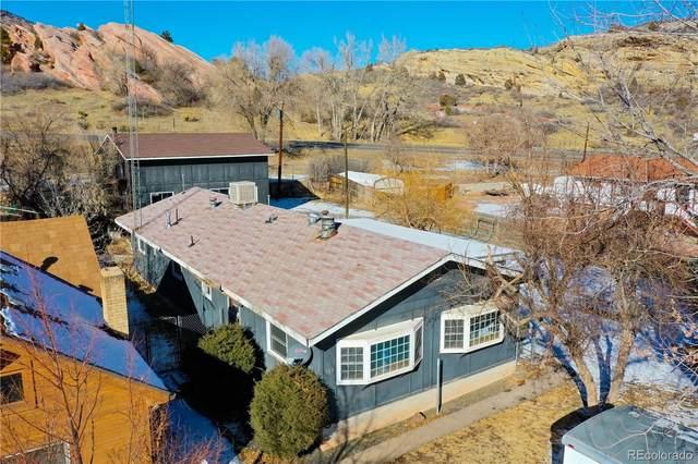 103 Bear Creek Lane, Morrison, CO 80465 (#8770702) :: Finch & Gable Real Estate Co.