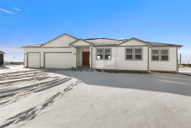165 Foxtail Drive, Hudson, CO 80642 (#8781458) :: The Peak Properties Group