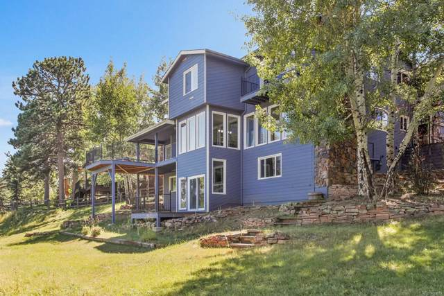 31517 Broadmoor Drive, Evergreen, CO 80439 (MLS #8786076) :: 8z Real Estate