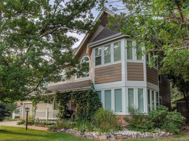 19151 E Cody Avenue, Parker, CO 80134 (#8790042) :: The Griffith Home Team