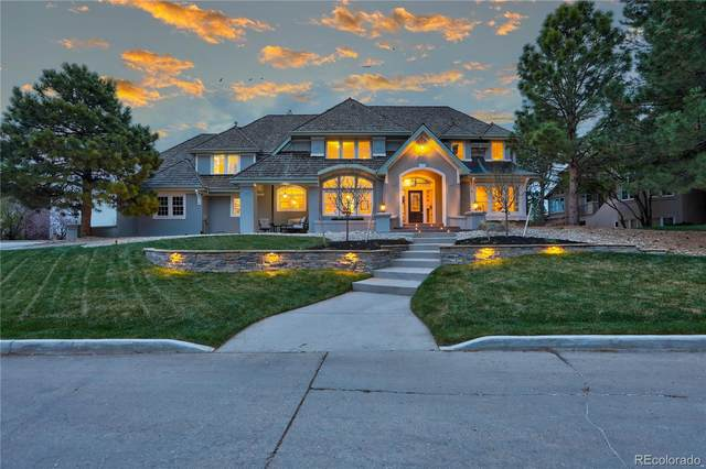 10032 Oak Tree Court, Lone Tree, CO 80124 (#8790687) :: Portenga Properties