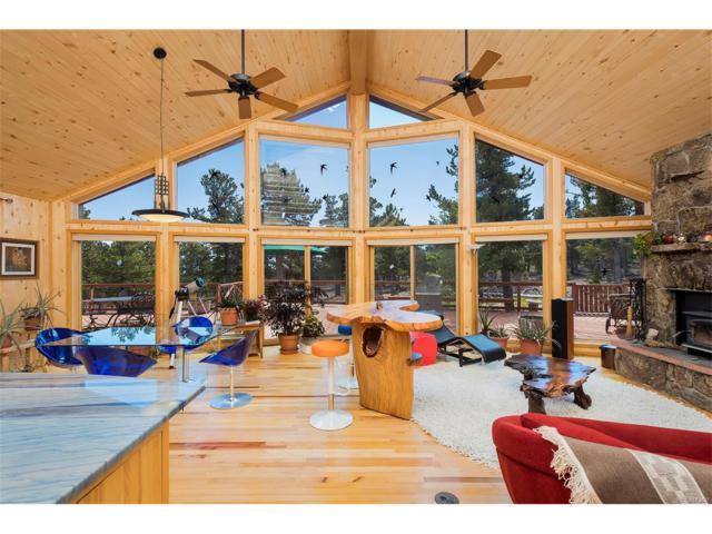 14800 Gold Hill Road, Boulder, CO 80302 (MLS #8796488) :: 8z Real Estate