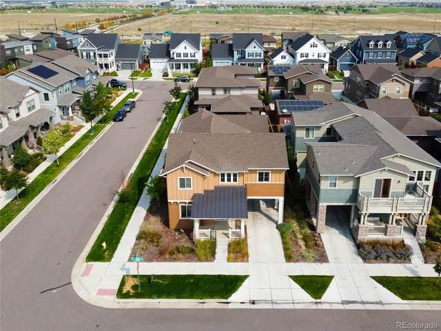 8401 E 54th Drive, Denver, CO 80238 (#8802865) :: Peak Properties Group