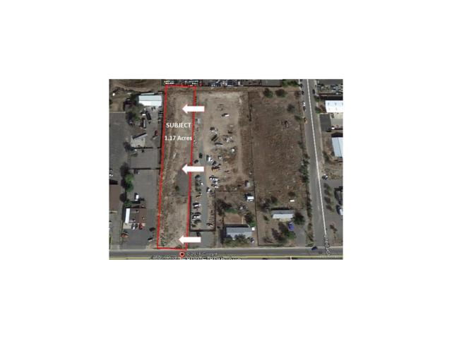 VACANT LOT 80th Avenue, Commerce City, CO 80022 (MLS #8809672) :: 8z Real Estate