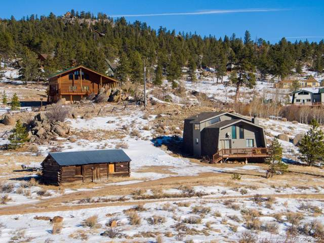160 Cochiti Circle, Red Feather Lakes, CO 80545 (#8812532) :: The Peak Properties Group