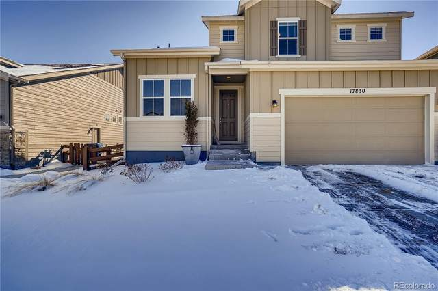 17830 W 94th Drive, Arvada, CO 80007 (#8817807) :: The Harling Team @ HomeSmart